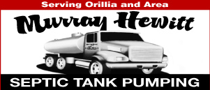 Murray Hewitt Septic Pumping